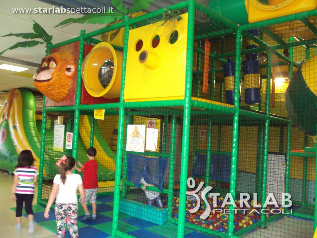 Playground scenografato starlab spettacoli for Playground usati
