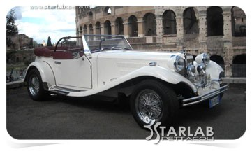 Luxury cars noleggio auto d 39 epoca e limousine starlab for Starlab spettacoli