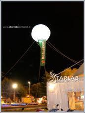 Palloni luminosi volanti in pvc starlab spettacoli for Starlab spettacoli