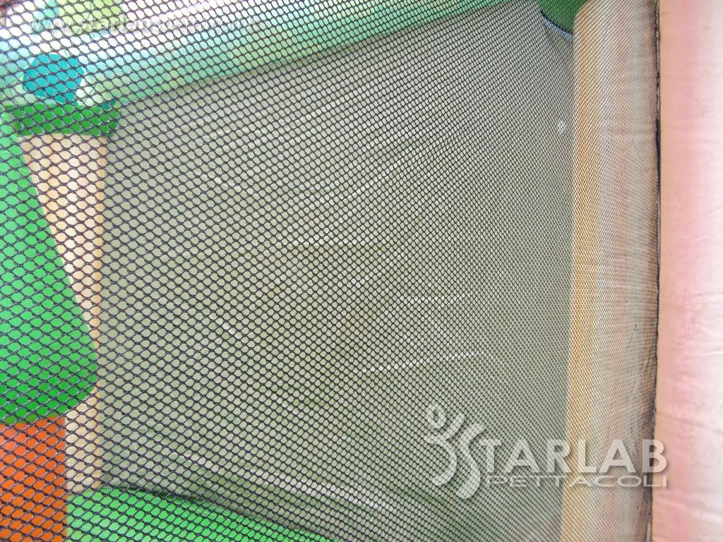 Gonfiabile usato salterino starlab spettacoli for Starlab spettacoli