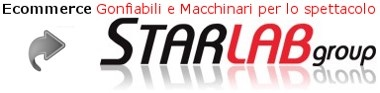 Ecommerce StarlabGroup.it