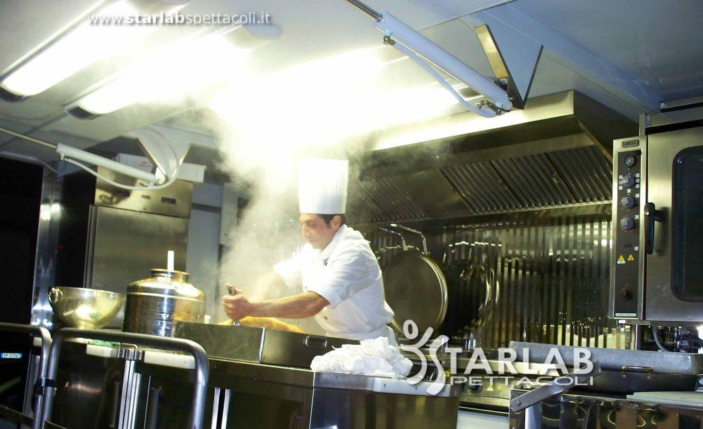 Cucina Mobile | Starlab Spettacoli