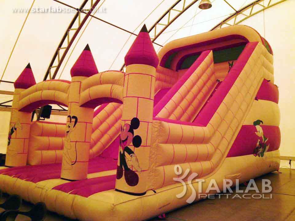 Scivolo grande usato venduto starlab for Starlab spettacoli