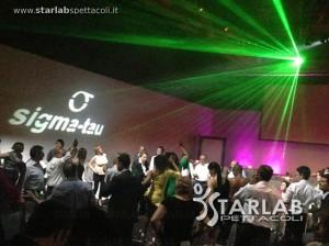 sigma-tau-laser