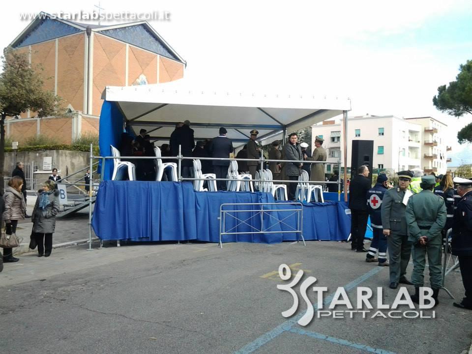 Tribuna coperta starlab spettacoli for Starlab spettacoli